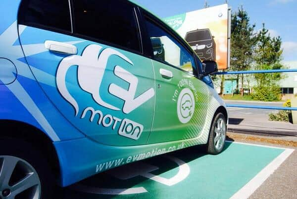 EV Motion - Electric Car