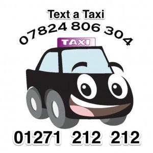 Taxi Ann and Taxi Paul