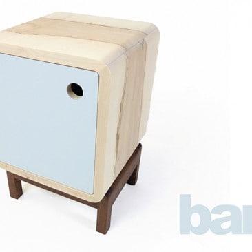 Postcard Design for Bark Furniture