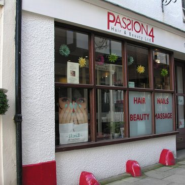 Passion 4 Hair and Beauty…Offers Bride's a 5 Star Service