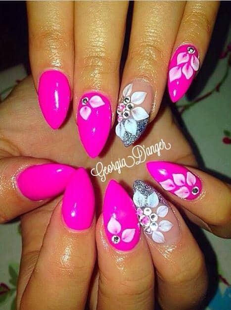 nails at passion 4 hair barnstaple