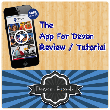 The App For Devon Tutorial/Review