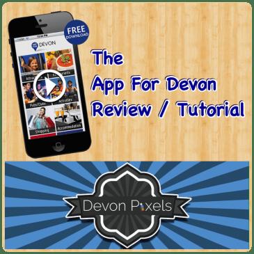 App for Devon Tutorial by Devon Pixels