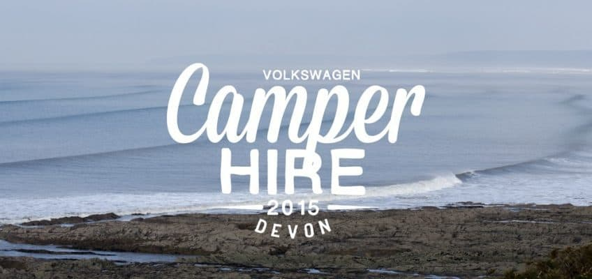 VW Camper Hire Devon