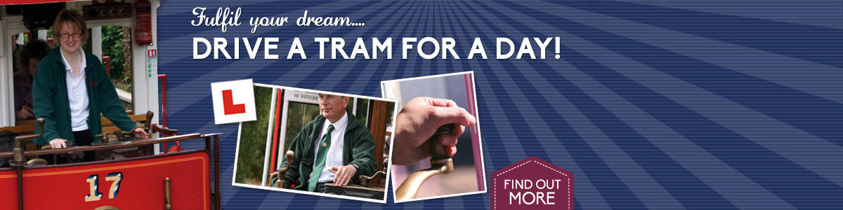 seaton tramway - Father's Day Devon