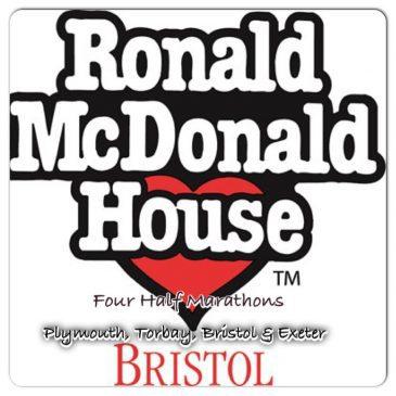 Luke Compton – Running For Ronald McDonald House, Bristol