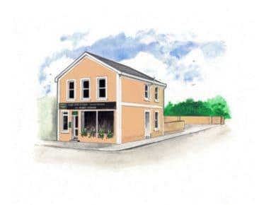 TQ office illustration