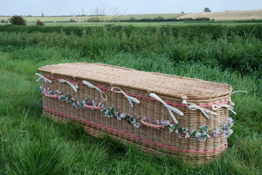 Willow Coffin - Countryside Funerals