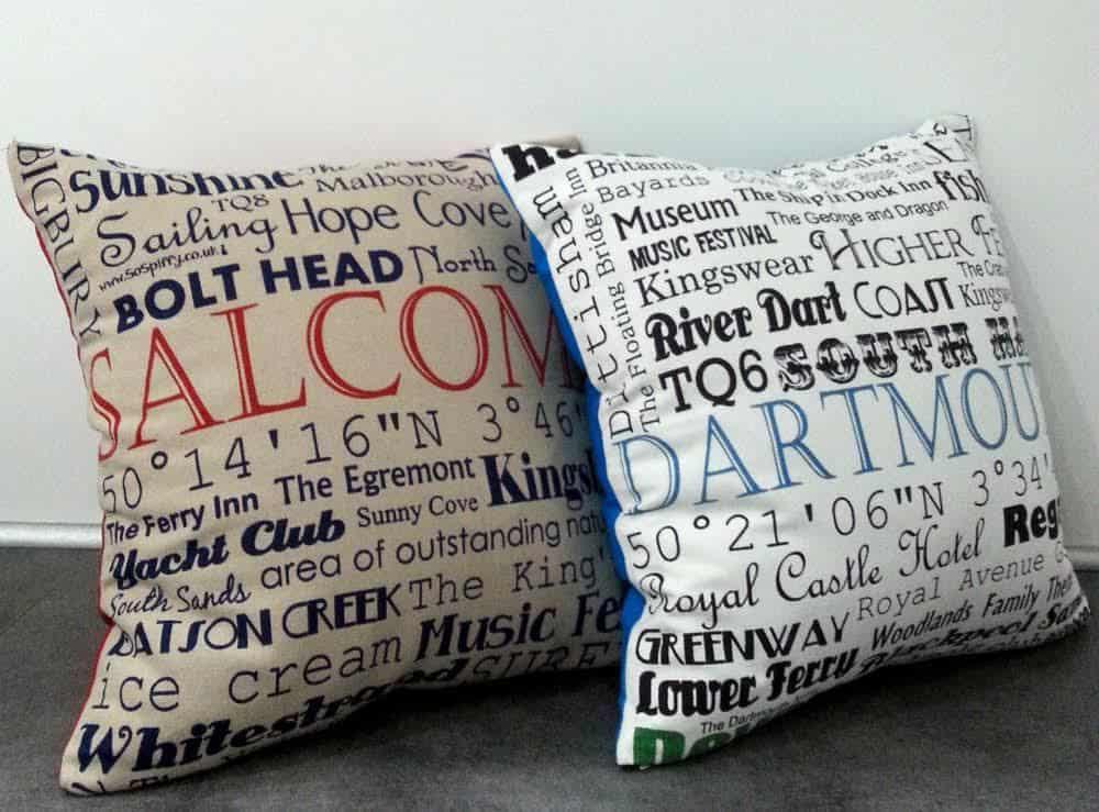 Devon Cushions