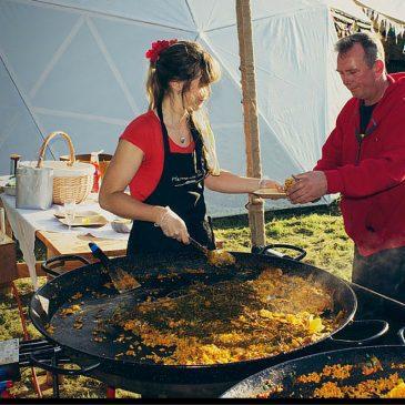 Hermanos Paella Catering Company Totnes