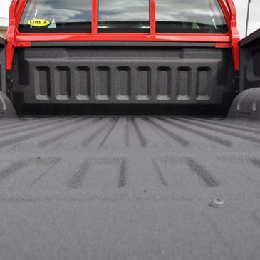 Jet-Washable Van Lining and Truck Bed Lining available in North Devon