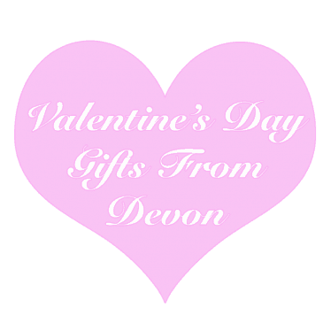 Valentine's Day Gifts from Devon – Valentine's Day 2016 ❤️