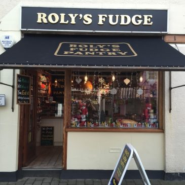 Roly's Fudge Devon
