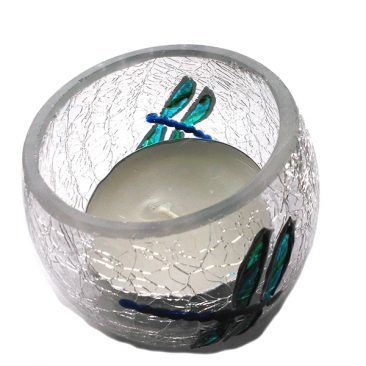 dragonfly large tealight