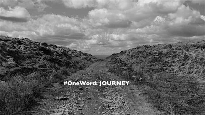 #ONEWORD - Journey