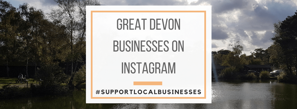 Great Devon Businesses on Instagram
