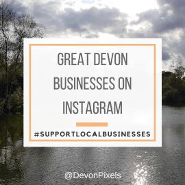 Great Devon Businesses on Instagram