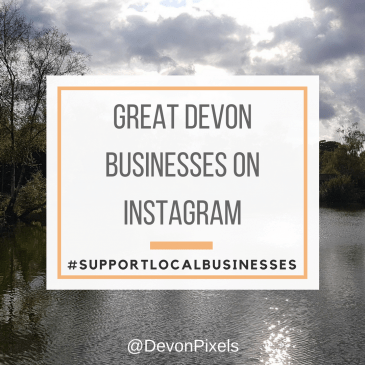 Amazing Devon Businesses on Instagram